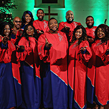 New York Gospel Stars: 10 Jahre Jubiläumstournee in BRILON * Bürgerzentrum Kolpinghaus,