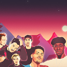 Nico & Vinz And Six60: New Waves World Tour Tickets
