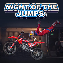 Night of the Jumps 2018 in KÖLN * LANXESS arena,