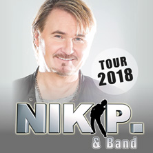 Karten für Nik P. & Band: NIK P. & Band: Ohne Wenn und Aber - 20 Jahre - Jubiläumstour / Österreich 2018 in Salzburg