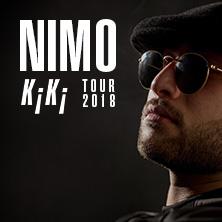 Nimo: K¡K¡ Tour 2018 - Zusatzkonzerte