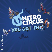 Nitro Circus Live 2018 in MÜNCHEN * Olympiahalle München