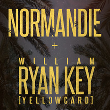 Normandie + William Ryan Key Tickets