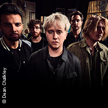 Nothing But Thieves in HAMBURG * Grosse Freiheit 36