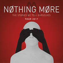Nothing More in Köln, 13.12.2017 -