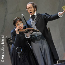 Karten für Le nozze di Figaro - Deutsche Oper am Rhein in Duisburg