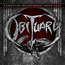 Obituary: European Headlining Tour 2018
