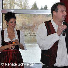 Operetten-Schifffahrt - Richard Wiedl und Barbara Sauter