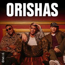Orishas Tickets
