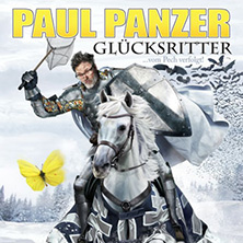 Paul Panzer: Glücksritter - vom Pech verfolgt in LINGEN (EMS) * EmslandArena,