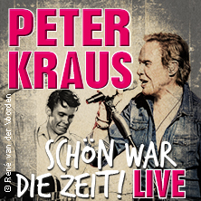 Peter Kraus in Bremen, 19.03.2018 - Tickets -