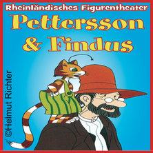 Karten für Pettersson und Findus - Junges Theater Bonn in Baden-Baden