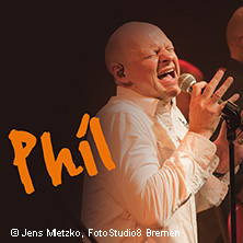 PHIL - Best of Phil Collins & Genesis | Kultur auf der Burg