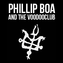 Phillip Boa And The Voodooclub - Play singles + songs from their catalogue