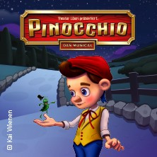 Pinocchio - das Musical in Borken, 23.11.2017 - Tickets -