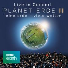 PLANET ERDE II: eine erde - viele welten - LIVE IN CONCERT in Stuttgart, 24.03.2018 - Tickets -