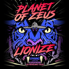 Planet Of Zeus & Lionize in OSNABRÜCK * Bastard Club,