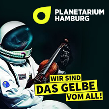See You On The Dark Side Of The Moon - Planetarium Hamburg Tickets