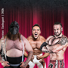 P.O.W. - POWER of Wrestling in HILDESHEIM * Volksbank-Arena Hildesheim,