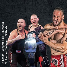 P.O.W POWER of Wrestling - Live in Bremen