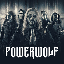 Powerwolf: Wolfsnächte Tour 2018 in GEISELWIND * MusicHall Strohofer,