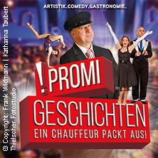 Promigeschichten - Varieté Et Cetera Bochum Tickets