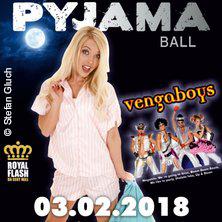 Party: Pyjamaball Waltrop 2018 Karten
