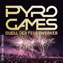 Pyro Games 2018 - Duell der Feuerwerker in NORDERSTEDT * Stadtpark Norderstedt,