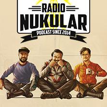 Radio Nukular. Fünf Fäuste und ein Powerglove - Tour 2017