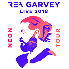 Rea Garvey: Neon Tour 2018 in NEU-ULM * ratiopharm arena,