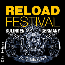 Reload Festival 2018 Tickets