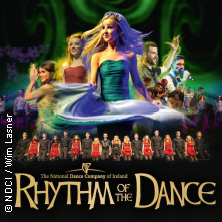 Rhythm of the Dance - The New Tour 2018 in NÜRNBERG * Kleine Meistersingerhalle Nürnberg,