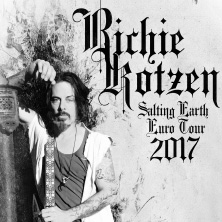 Richie Kotzen: Salting Earth Euro Tour 2017