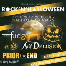 Karten für Rock 'n' Halloween 2017 in Mainburg