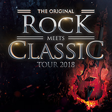 Rock Meets Classic in Ingolstadt, 05.04.2018 - Tickets -