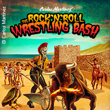 Carlos Martinez' The Rock'n'roll Wrestling Bash: Epos Trashos