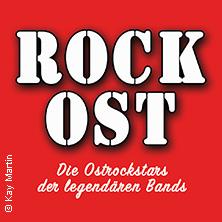 Rock Ost - Die Musiker der legendären Bands in WEISSENFELS * Kulturhaus Weißenfels