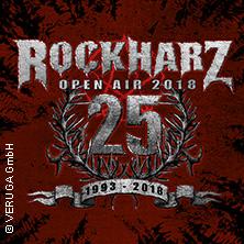 Rockharz | 04. - 07. Juli 2018 in BALLENSTEDT * Flugplatz Ballenstedt / Harz,