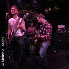 Rocking Night - Kamikaze Kings in WUPPERTAL * UNDERGROUND,