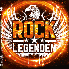 Rock Legenden - Live 2018 in Frankfurt am Main, 29.04.2018 - Tickets -
