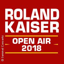 Roland Kaiser - Live 2018 in SCHWERIN * Freilichtbühne Schlossgarten,