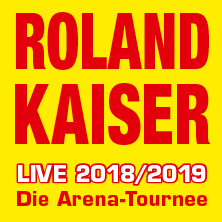 Roland Kaiser in Schwerin, 17.11.2018 - Tickets -