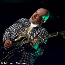 Roy Herrington & Band in WUPPERTAL * UNDERGROUND,