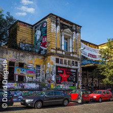 Rundgang durch das Schanzenviertel in HAMBURG * Tschaikowskyplatz,