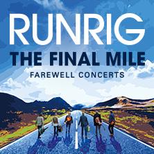 Runrig Tour 2018 - Termine und Tickets, Karten -