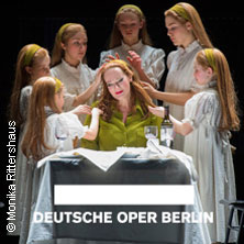 Salome - Deutsche Oper Berlin Tickets