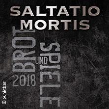 Saltatio Mortis: Brot und Spiele - Tour 2018 in FILDERSTADT * Filharmonie,