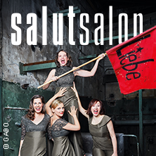 Salut Salon: Liebe in HANNOVER * Theater am Aegi