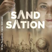 Sandsation : In 80 Bildern um die Welt