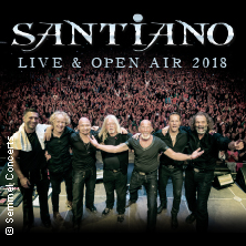 Santiano - Live & Open Air 2018 in KÖLN * ARENA an der WASSERMANNHALLE,